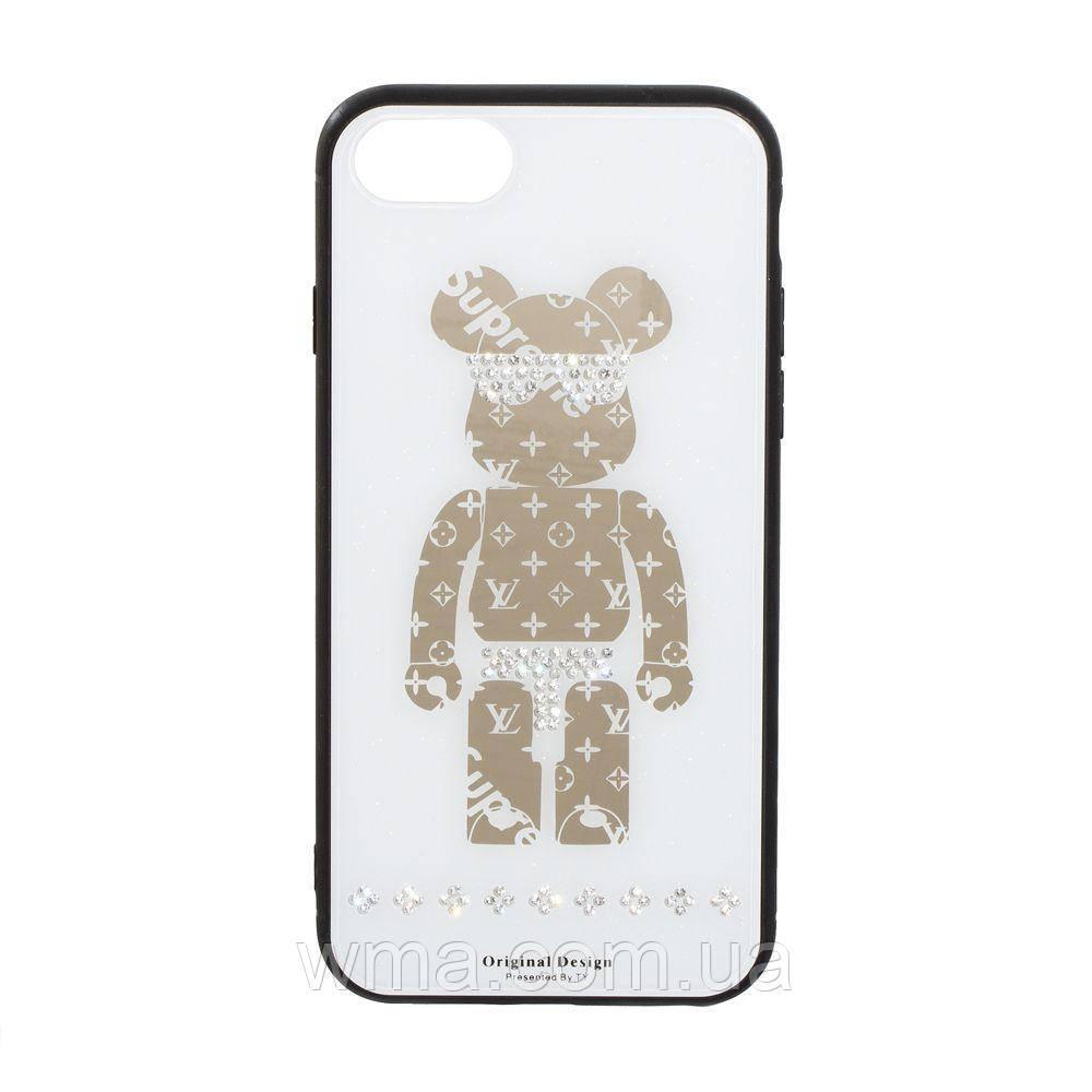 Чехол Tybomb Bear for Apple Iphone 6G / 7G / 8G Цвет Белый
