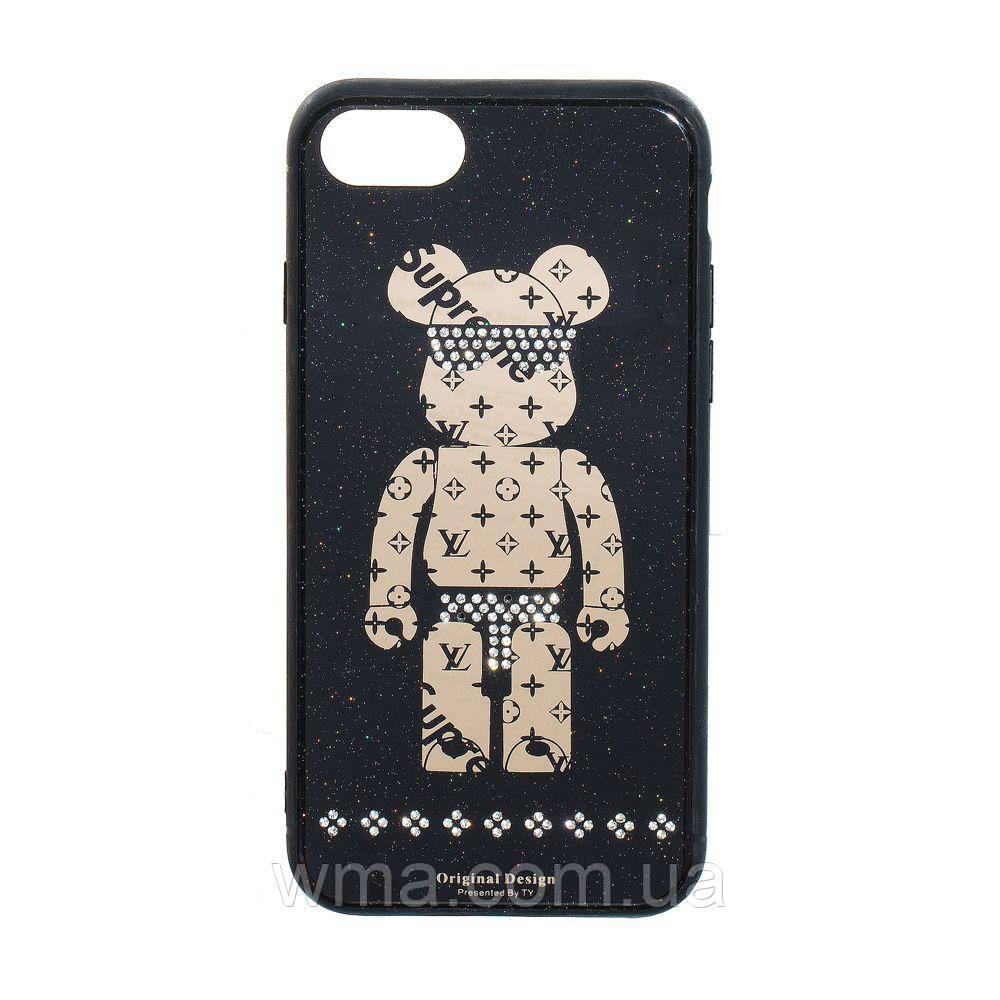 Чехол Tybomb Bear for Apple Iphone 6G / 7G / 8G Цвет Чёрный