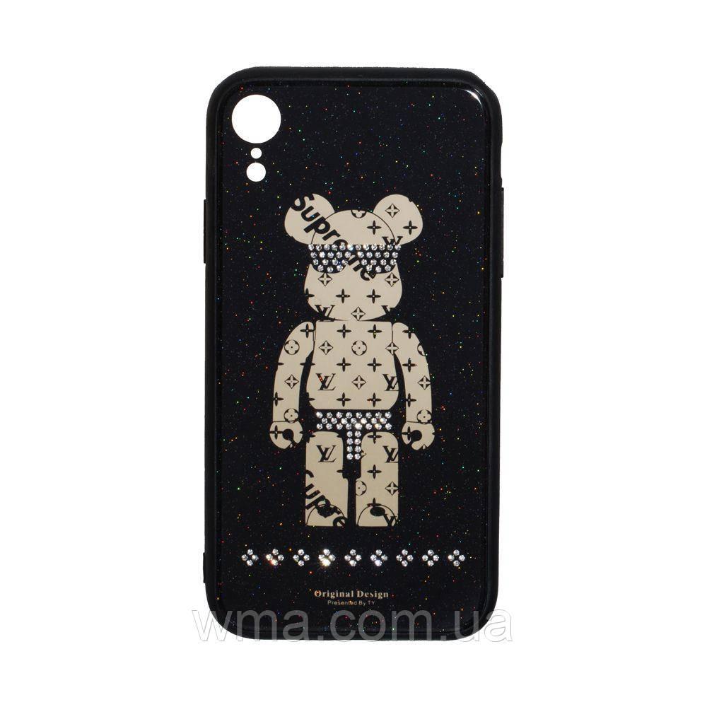 Чехол Tybomb Bear for Apple Iphone Xr Цвет Чёрный
