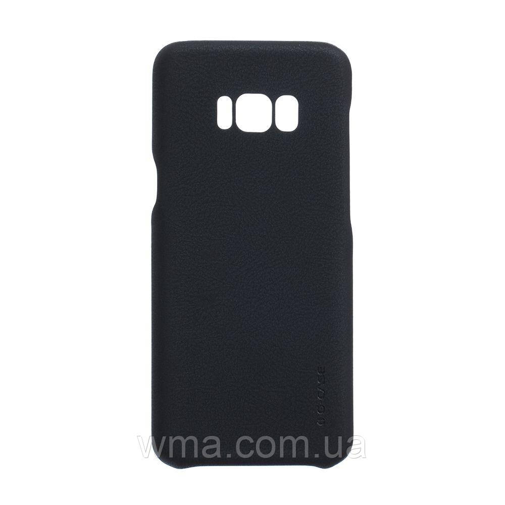 Чехол G-Case Renira Samsung S8 Plus Цвет Чёрный
