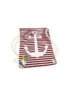 Пляжный рюкзак Lidl Красно-белый K10-110630, КОД: 1811324