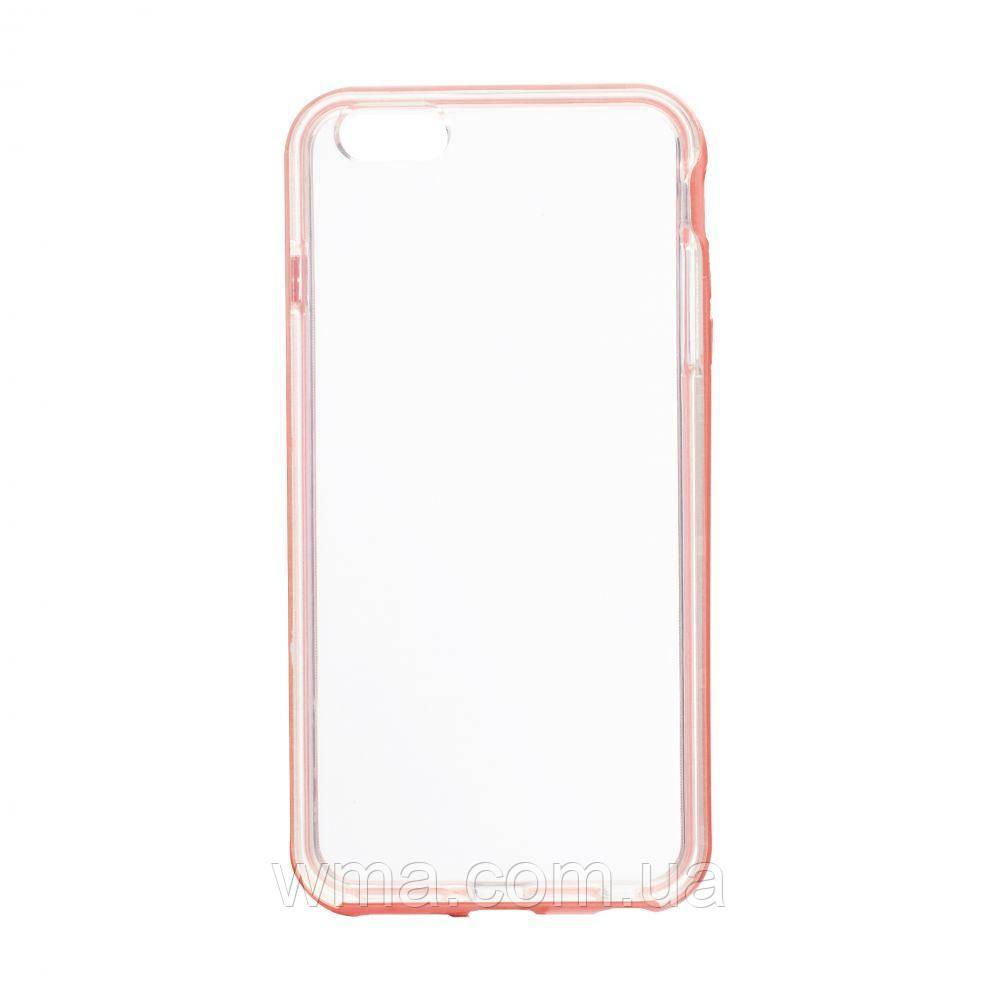 Чехол Spigen Crystalline Iphone 6 Plus Цвет Розово-Золотой