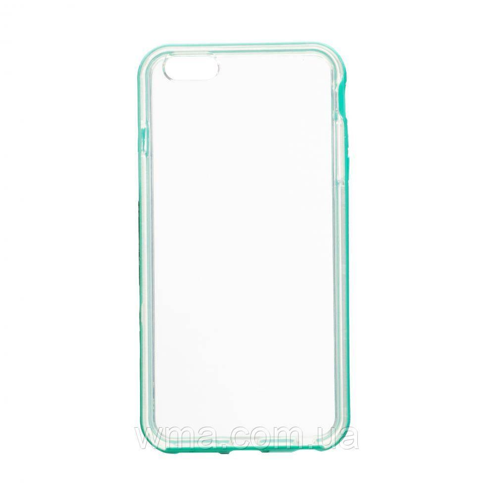 Чехол Spigen Crystalline Iphone 6 Plus Цвет Светло-Зелёный