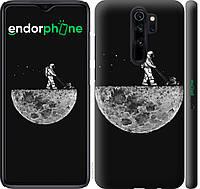 Пластиковый чехол Endorphone на Xiaomi Redmi Note 8 Pro Moon in dark 4176m-1783-26985, КОД: 1756875