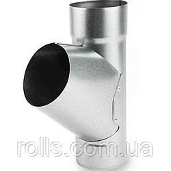 Тройник универсальный Galeco Luxocynk 150/100 трійник універсальний труби водостічної SO100-L-TR060-D