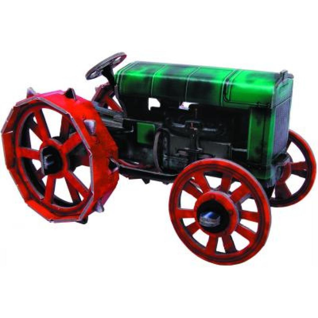 Сборная модель Умная бумага Трактор Fordson F (217)