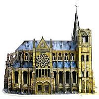 Сборная модель Умная бумага Готический собор серии Средневековый город (255), фото 1