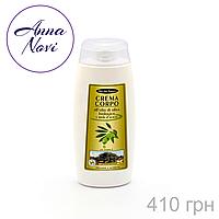 Крем для тела с оливковым маслом био, мёдом акации и витамином Е