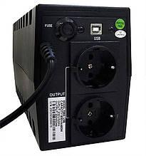 ДБЖ FrimeCom Sumry 800VA, Offline, 2 x євро, USB