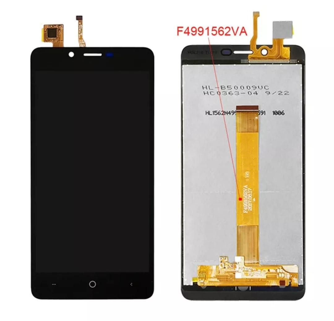 Дисплей + Touchscreen (модуль) для Ergo B501 Maximum Dual Sim Чорний