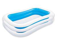 Детский надувной бассейн Intex 56483, 262х175х56 см (2 цвета), фото 1