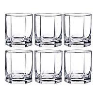 "Набор стаканов для виски низких Pasabahce ""Танго"" 320 мл 6 шт (42945)"