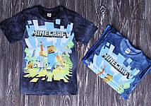 {есть:104/110,110/116,122/128,128/134} Футболка Minecraft для мальчиков, Артикул: 2124