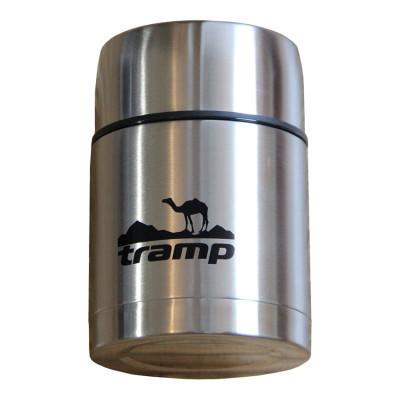 Термос для еды Tramp TRC-078 0.7 л Серебристый (004541)