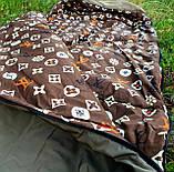 Спальный мешок одеяло Луи Витон весна / осень ibhbyf 100см, фото 2