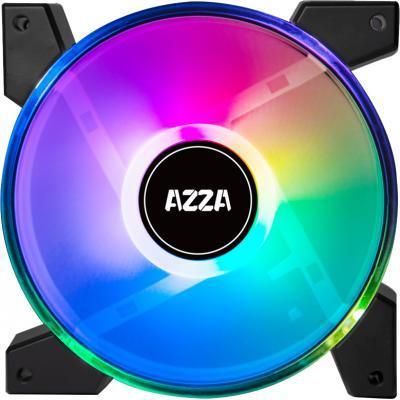 Кулер для корпусу AZZA 1 X PRISMA DIGITAL RGB FAN 140mm (FFAZ-14DRGB-011)