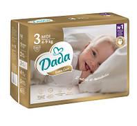 Подгузники Dada Extra Care 3 (4-9 кг) 40 шт