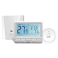 Беспроводной термостат для электрокотла, бойлера и теплого пола Poer PTC16, с wifi терморегулятором
