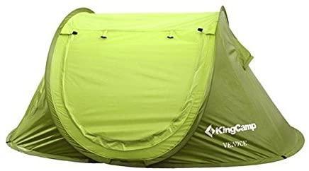 Палатка двухместная KingCamp Venice Green (KT3071 Green)