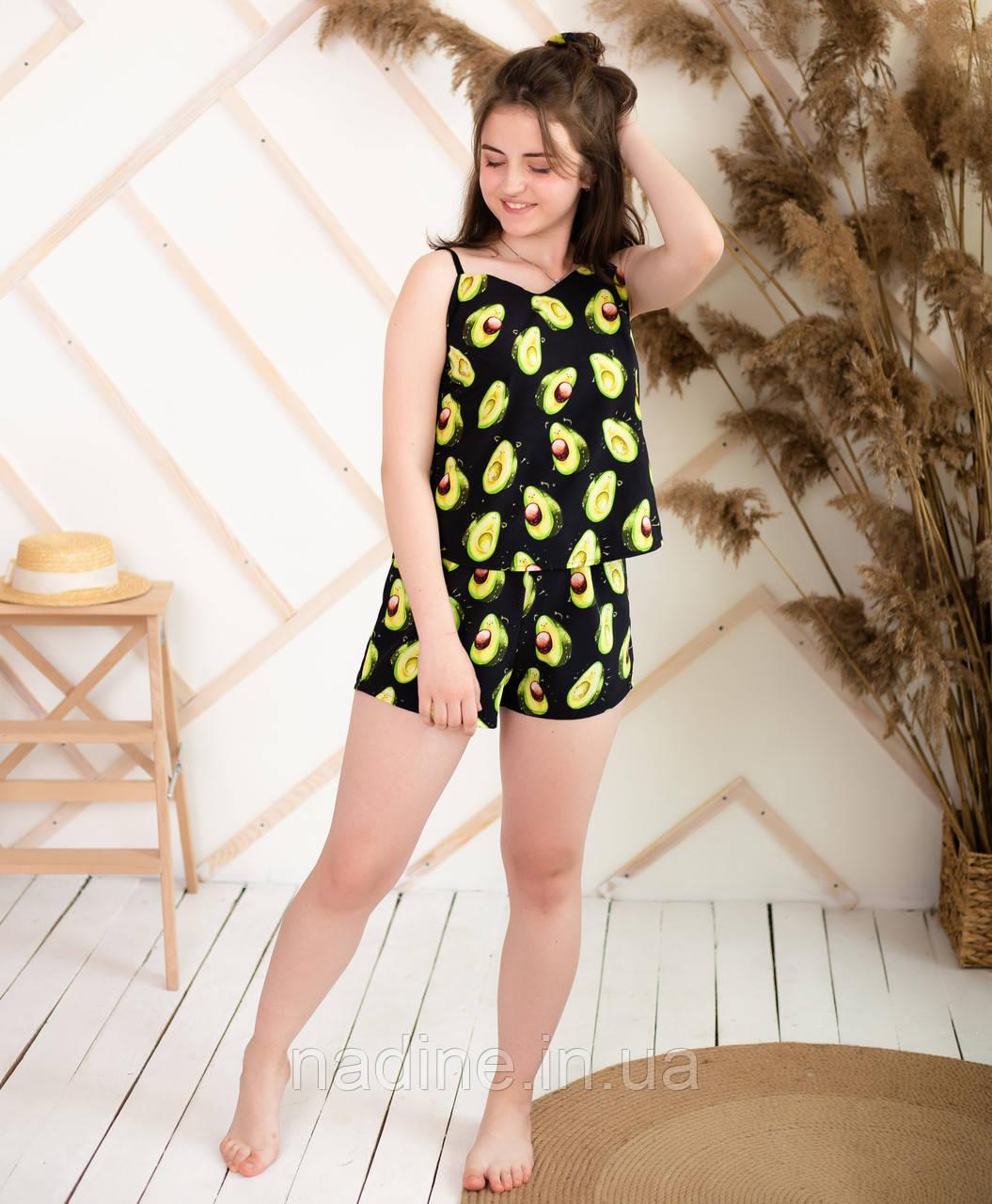 Пижама подростковая авокадо  Eirena Nadine (731-64) пижама 170/44