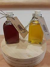 Лляна олія сиродавлена 100 мл, 250 мл
