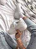 "Женские кроссовки Nike Air Force ""All White"", фото 4"