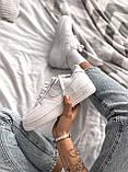 "Женские кроссовки Nike Air Force ""All White"", фото 2"