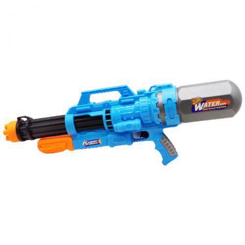 Водный пистолет Water Gun 60 см голубой JIA YU TOY YS367 ( TC140797 )