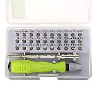 Набор инструментов для ремонта мобильных телефонов из 30 насадок Aisilin 7389