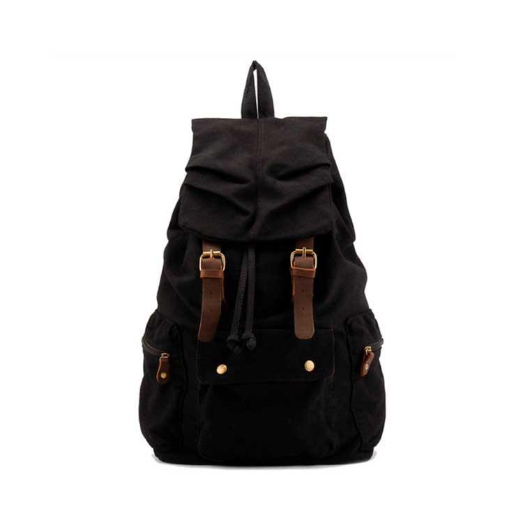 Міський рюкзак S.c.cotton чорного кольору