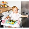 Поильник-непроливайка BabyOno 360* с мягким носиком 240 мл Розовый, фото 7
