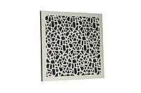 Акустическая панель Ecosound EcoArt white 50х50 см 53 мм цвет белый, фото 1