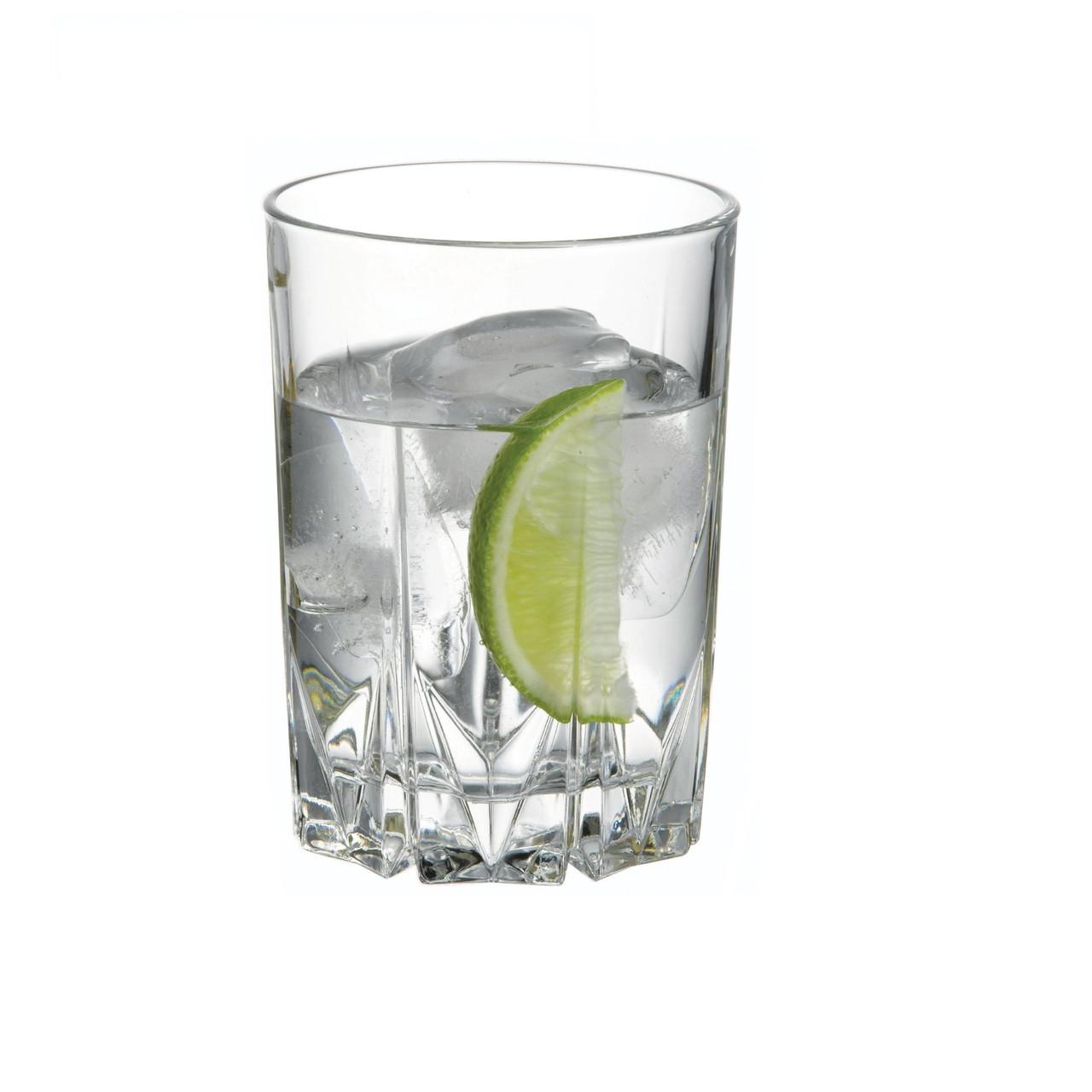 Набор стеклянных стаканов Pasabahce Карат 240 мл 6 шт (52882)