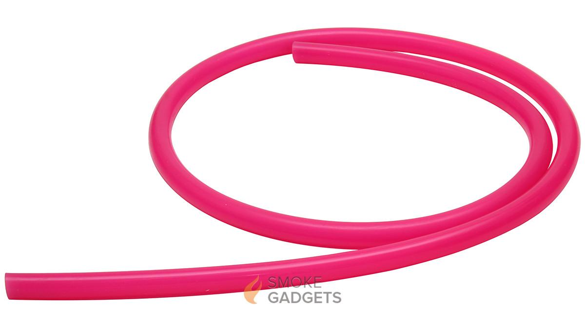 Силиконовый шланг, розовый