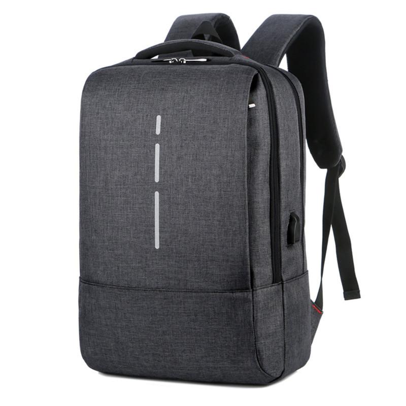 Мужской рюкзак Remoid brvn01-1-darkgray