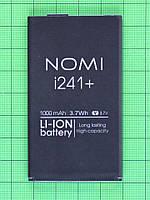 Аккумулятор NB-241+ Nomi i241 1000mAh Оригинал