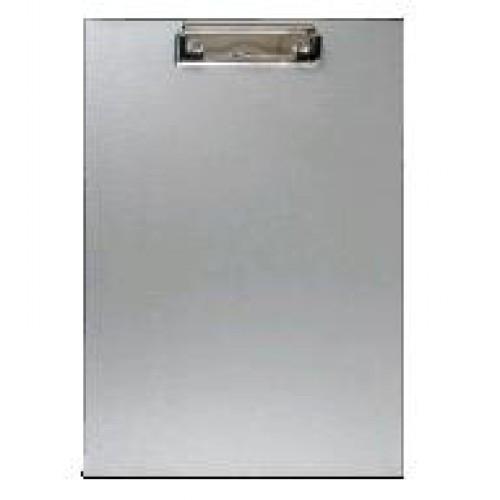 Клипборд BUROMAX 3411-09 А4 ПВХ серый (1/30)