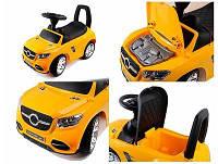 Машина толокар  желтая  2-001, фото 1