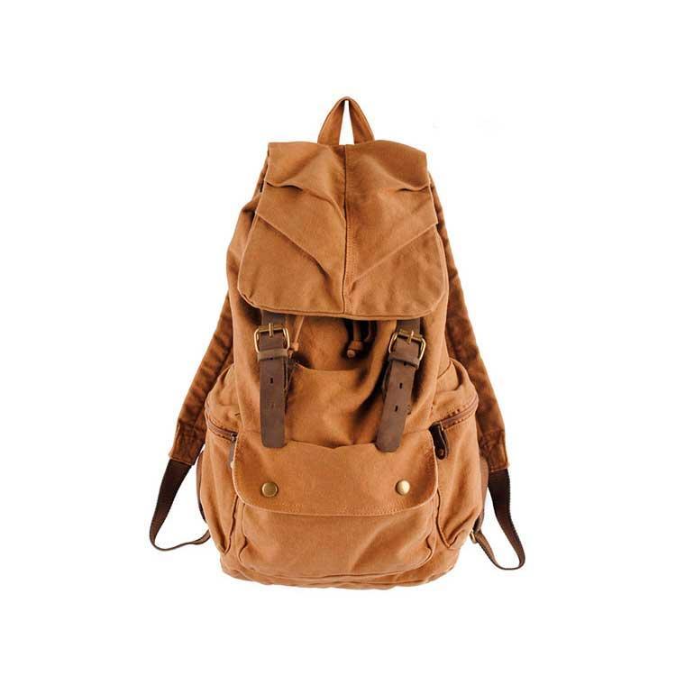 Міський рюкзак S.c.cotton рудого кольору