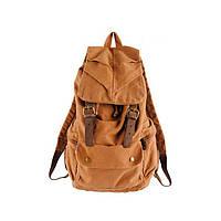 Міський рюкзак S.c.cotton рудого кольору, фото 1