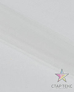 Фатин средней жесткости Crystal Tul Молочный