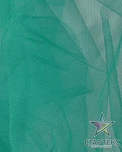 Фатин средней жесткости Crystal Tul Нефритовый