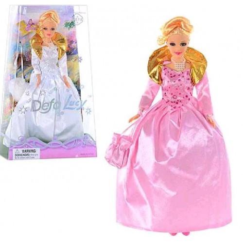 DEFA Кукла 28см 20997 2 вида коробка 21 * 33 * 6 Ш.К.