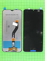 Дисплей Samsung Galaxy A10S A107F с сенсором, черный self-welded