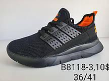 Подростковые кроссовки Ditof оптом (36-41)