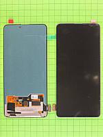 Дисплей Xiaomi Mi 9T с сенсором, черный Оригинал OEM #560110015033