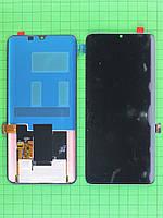 Дисплей Xiaomi Mi Note 10 с сенсором, черный Оригинал OEM