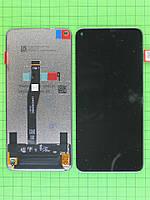 Дисплей с сенсором Huawei Honor 20 (YAL-L21) черный Оригинал OEM