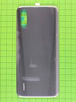Задняя крышка Xiaomi Mi 9 Lite, черная Оригинал #5540471020A7