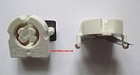 Ламподержатель Vossloh-Schwabe Т8 G13 на лапках подпружиненный (Германия)